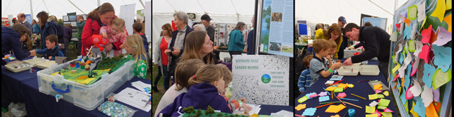 Pensthorpe Wild About the Wensum event 2015